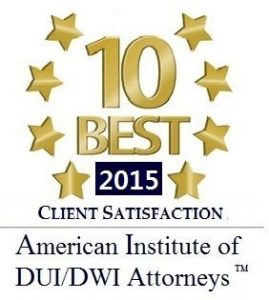 10 Best Award DUI/DWI Attorneys